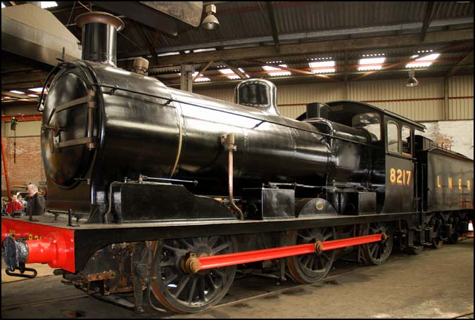J17 at Barrow Hill