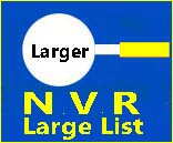 Larger NVR  List