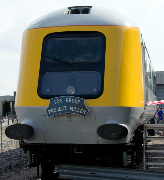 The 125 Group's HST power car
