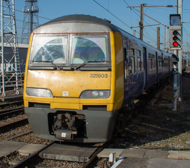 Northern class 321903