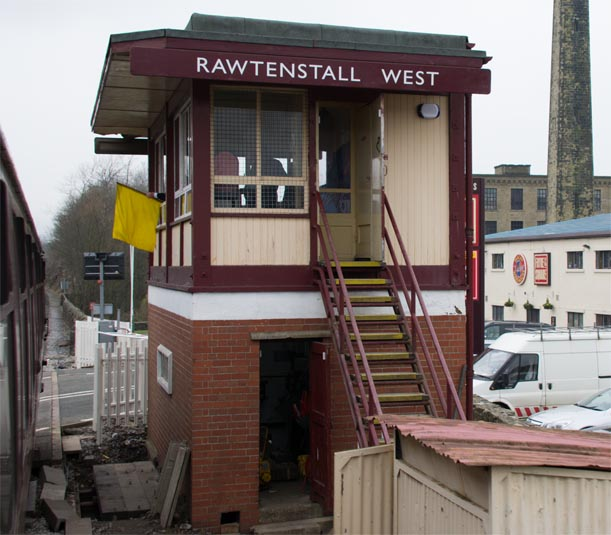 Rawtenstall West box