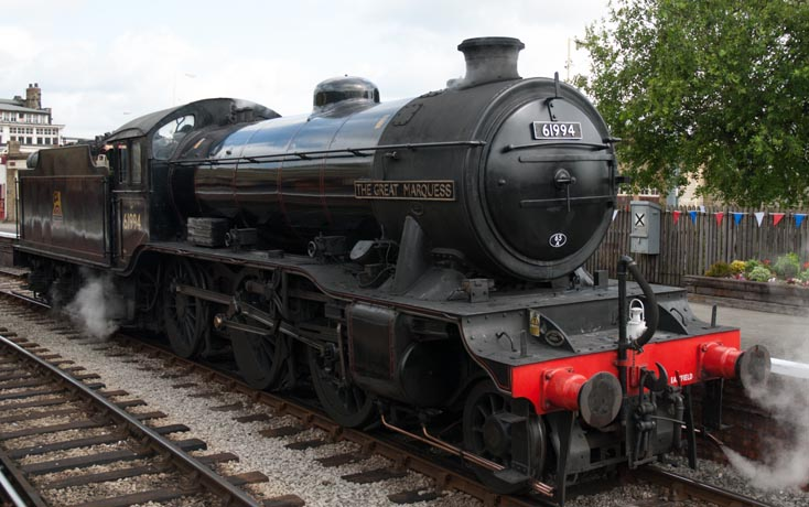 2-6-0 'The Great Marquess'