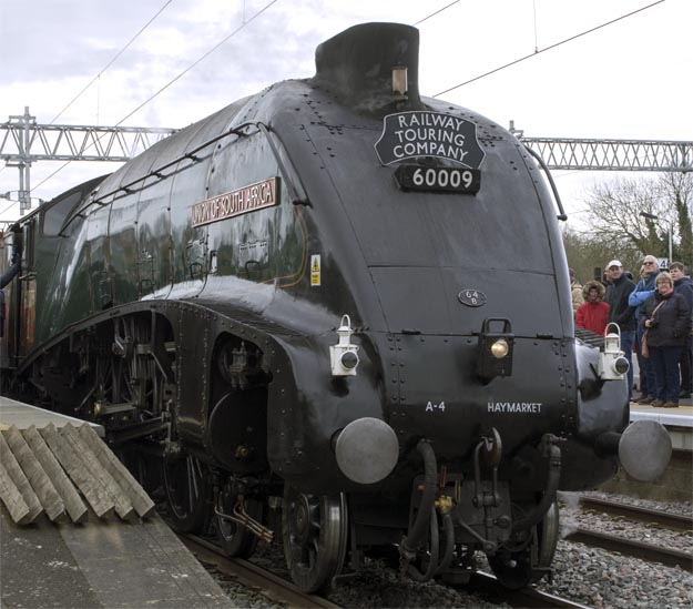 LNER �A4� No. 60009 'Union of South Africa'