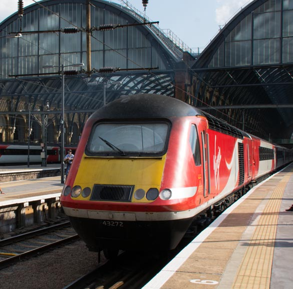 Virgin East Coast High speed Train (HST) 43272