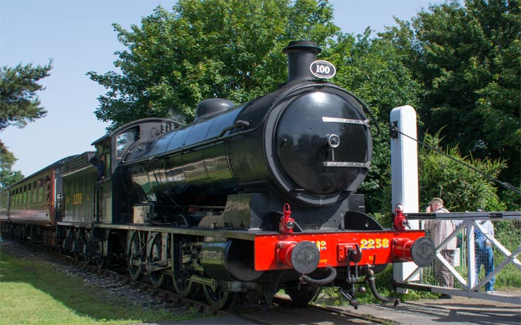 2238 at Wymondham Abbey