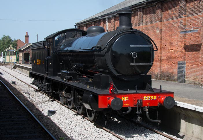 No, 2238 at Dereham