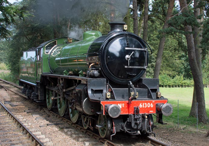 B1 no 61306 Mayflower