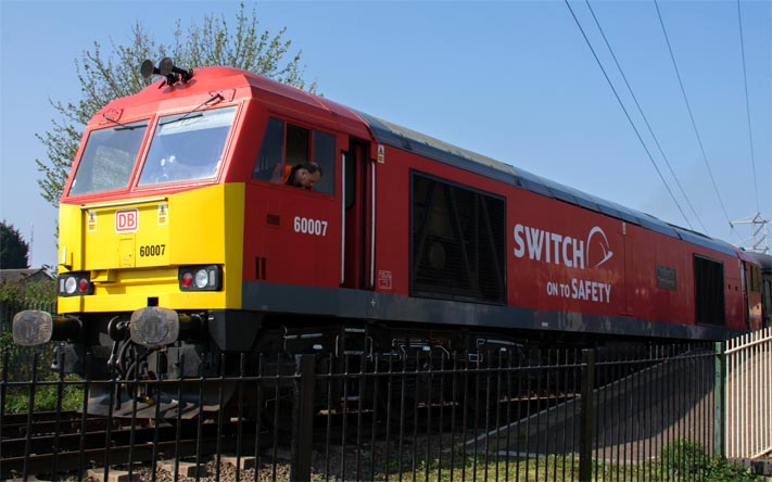 DB class 60007 'The Sprit of Tom Kendell'