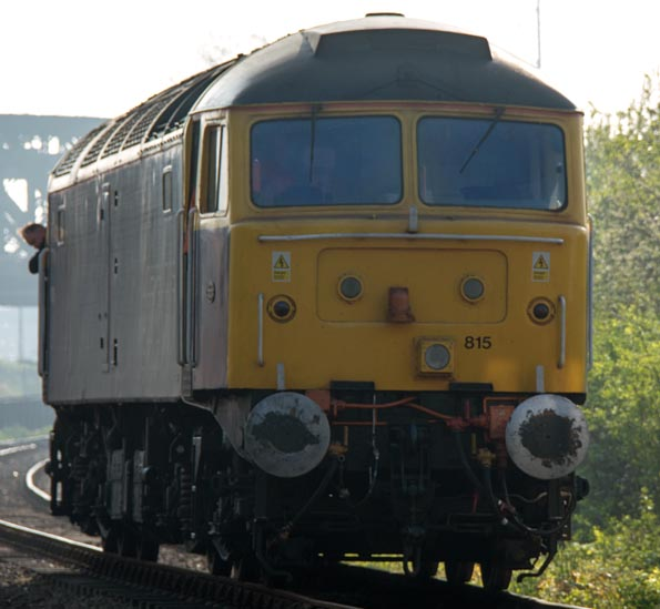 Rail Operations Group class 47 815