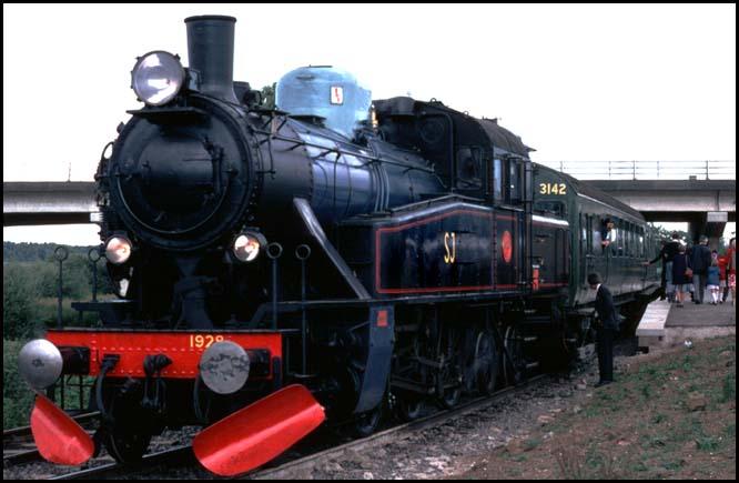 SJ class S1 2-6-4T number 1928