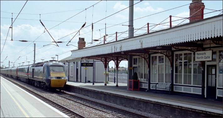 train times newark northgate london kings cross