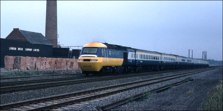HST 253026 With the Princes Trust on it at Farcet