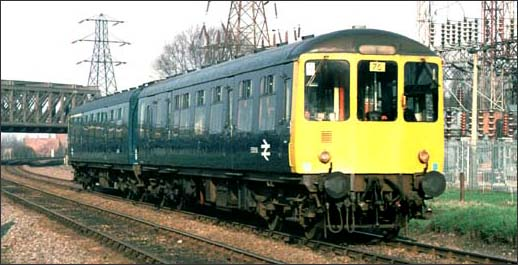 Two car DMU to March and Ely