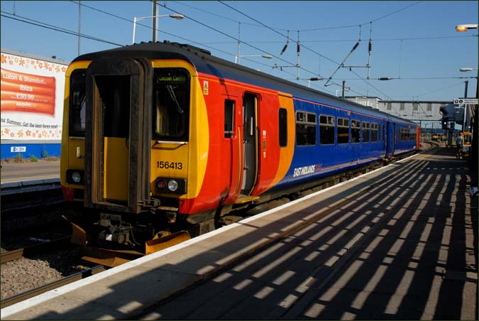 East Midlands Trains class 156412
