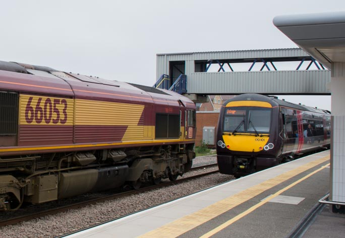 Cross Country class 170 101