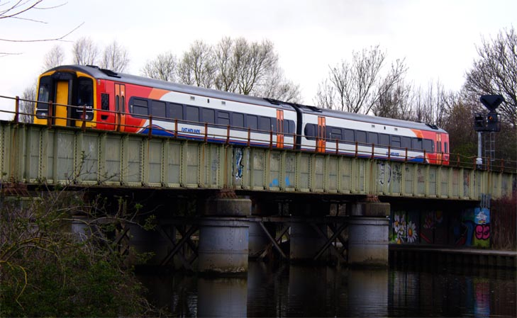 East Midlands Trains class 158