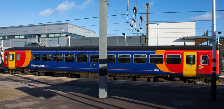 East Midlands Trains class 153326