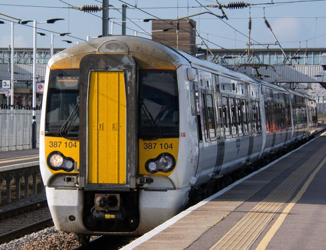 Great Northern class 387