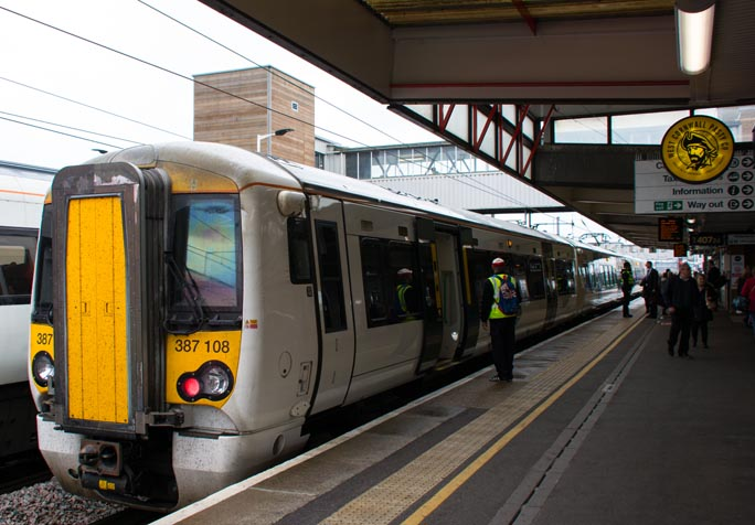 Great Northern class 387 108