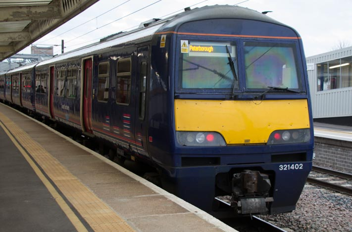 Great Northern class 321402