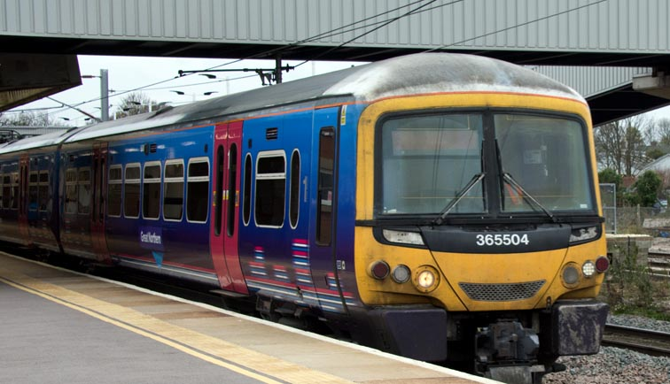 Great Northern class 365504