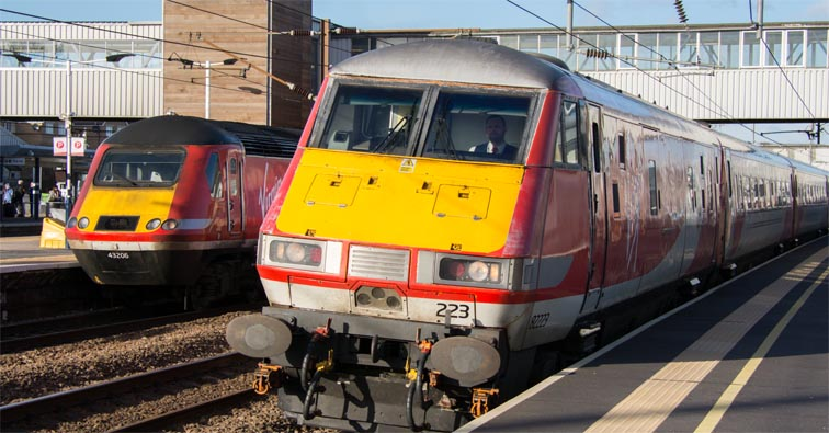 Virgin East Coast DVT 82223