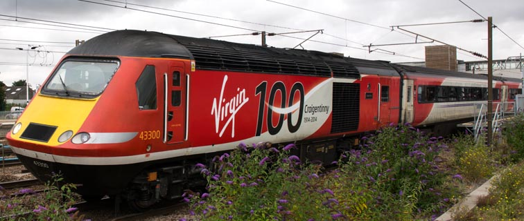 Virgin East Coast HST 43300