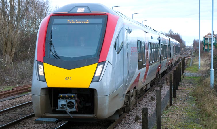 Greater Anglia Class 755