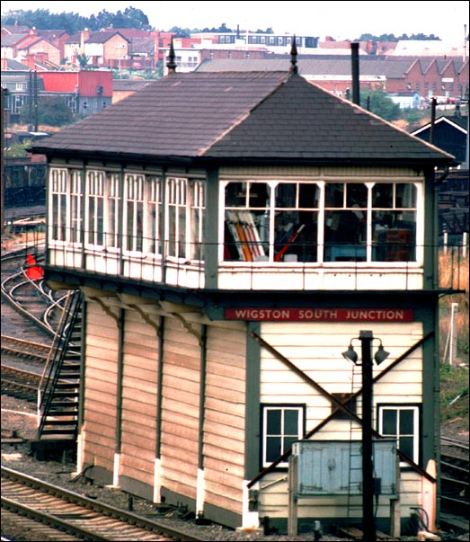 leicester signal boxes. Black Bedroom Furniture Sets. Home Design Ideas