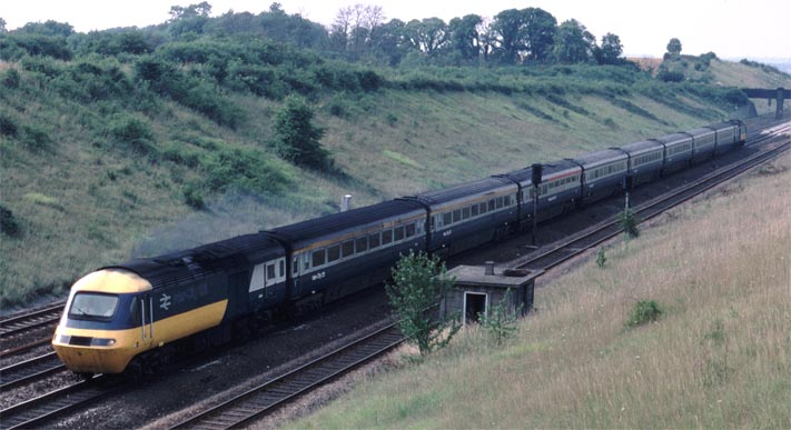 HST at Abbots Ripton