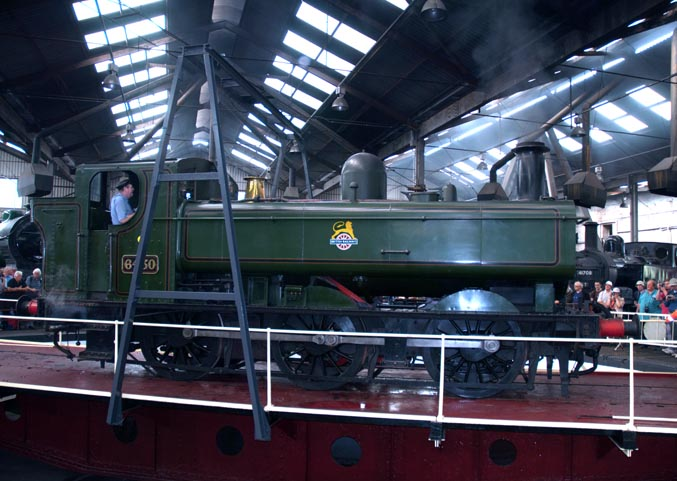 Great Western Railway 0-6-0ST 6430