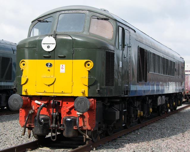 D8 Penyghent at the Derby Open Day
