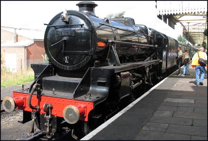 8084 The Last Great Train 2006 Film