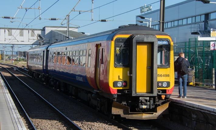 East Midlands Trains  class 156498