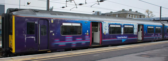 Great Northern class 317345