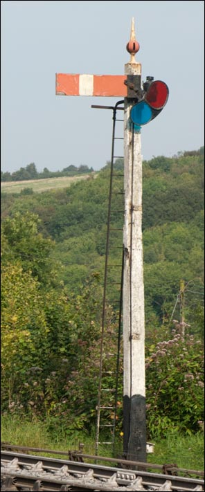 Signal at Highley